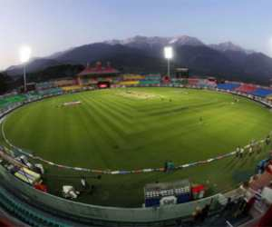 Himachal Pradesh Cricket Association Stadium (HPCA ) Dharamshala