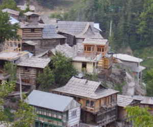 Houses and Equipment Kinnaur culture