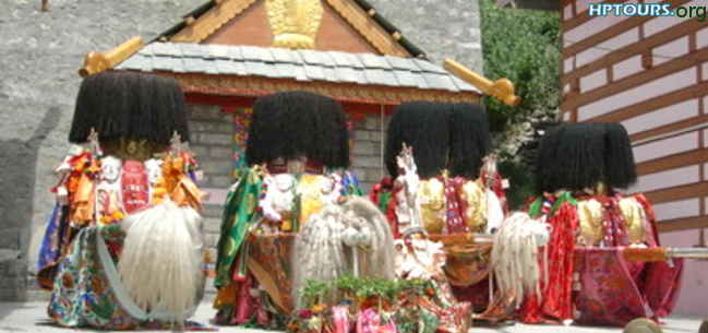 Kinnaur people Religion
